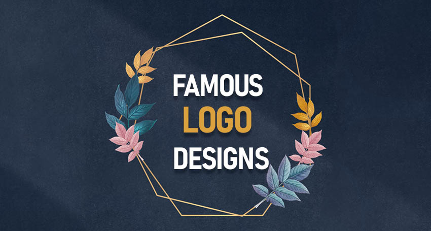 Famous logo designs and rebranding