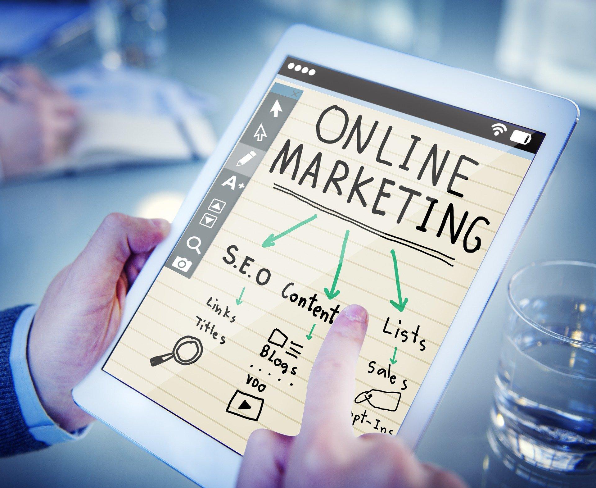 digital marketing services Glasgow